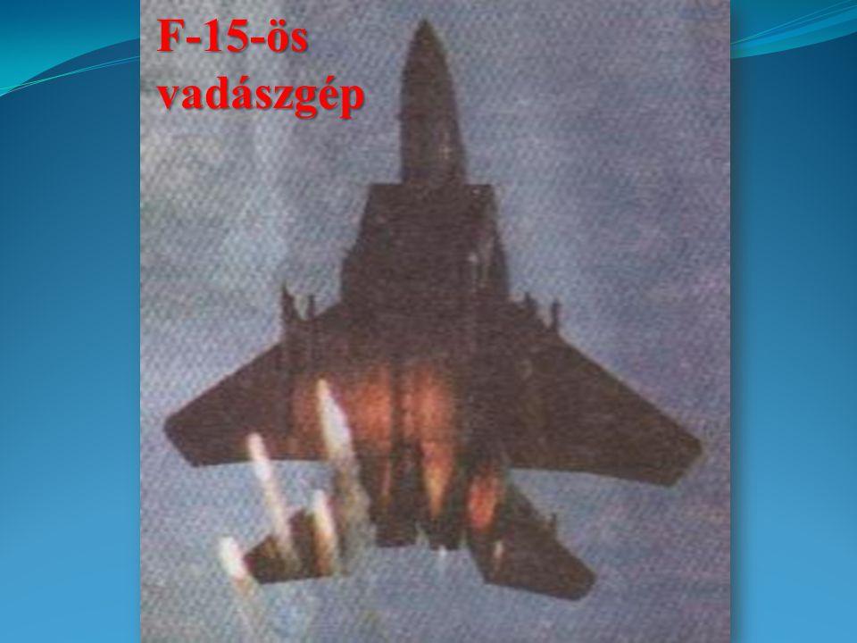 F-15-ös vadászgép