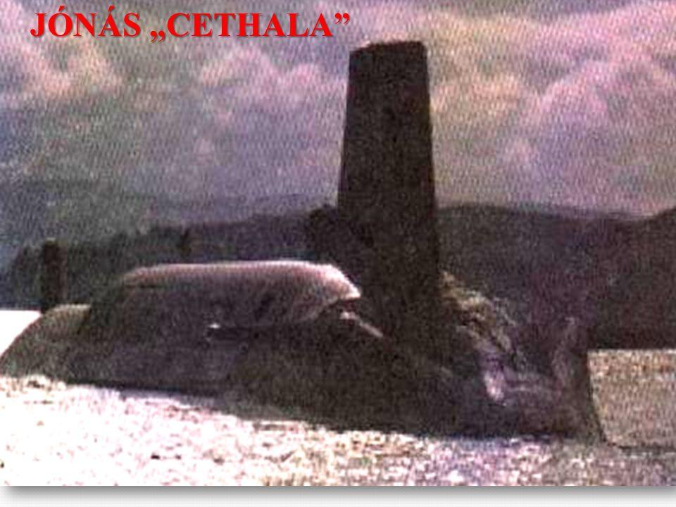 """JÓNÁS """"CETHALA"""