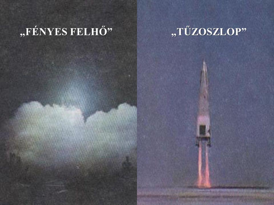 """""""FÉNYES FELHŐ """"TŰZOSZLOP"""