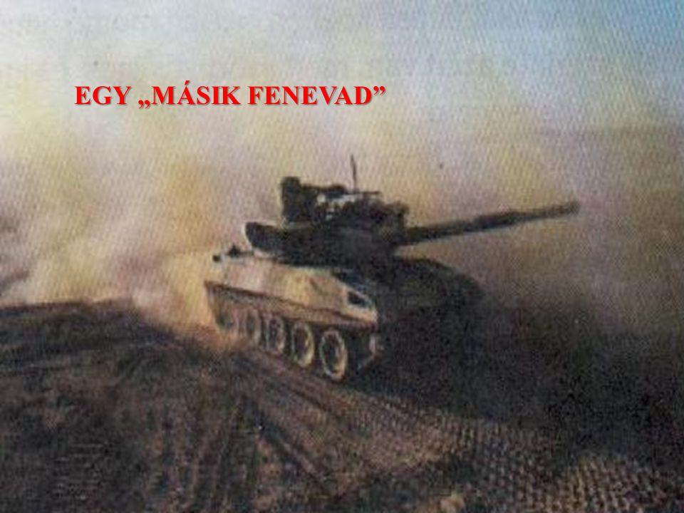 """EGY """"MÁSIK FENEVAD"""