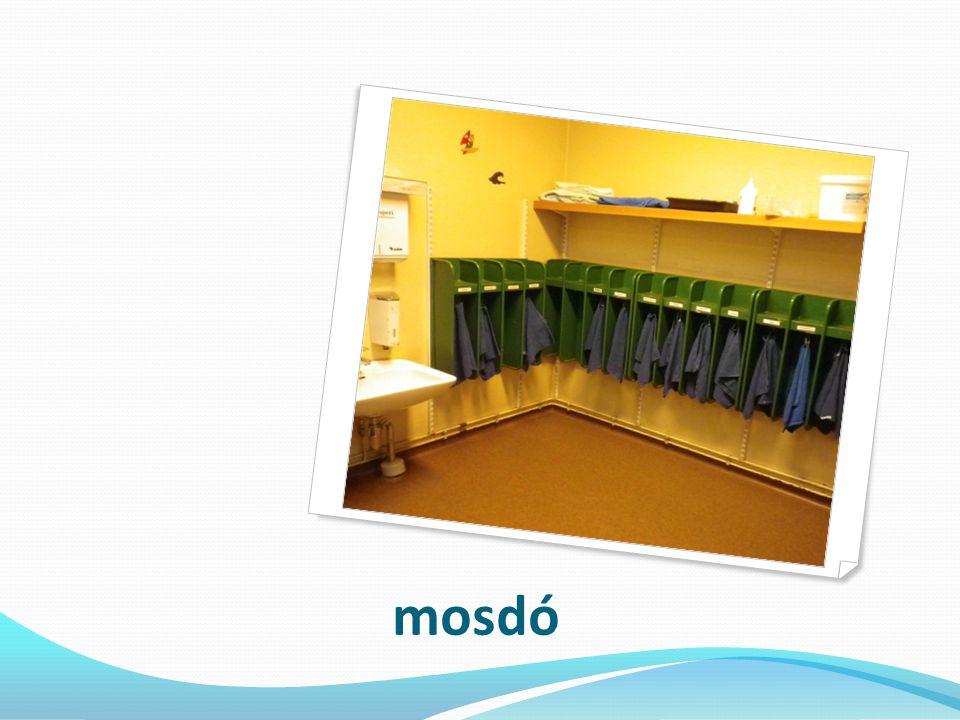 Tanári szoba az általános iskolában