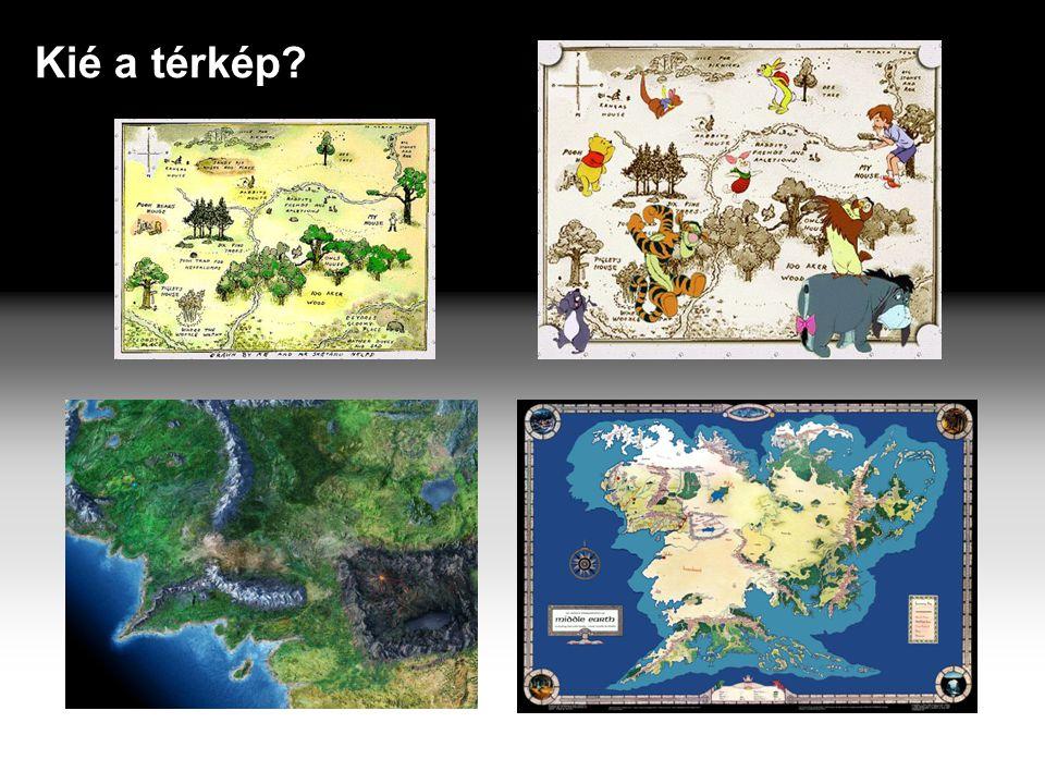 Kié a térkép?