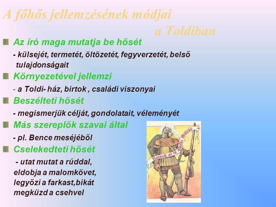 A szereplők felosztása Mellékszereplők: György édesanya Bence király Több énekben jelen vannak Epizódszereplők: szolgák cseh bajnok özvegy pesti ember