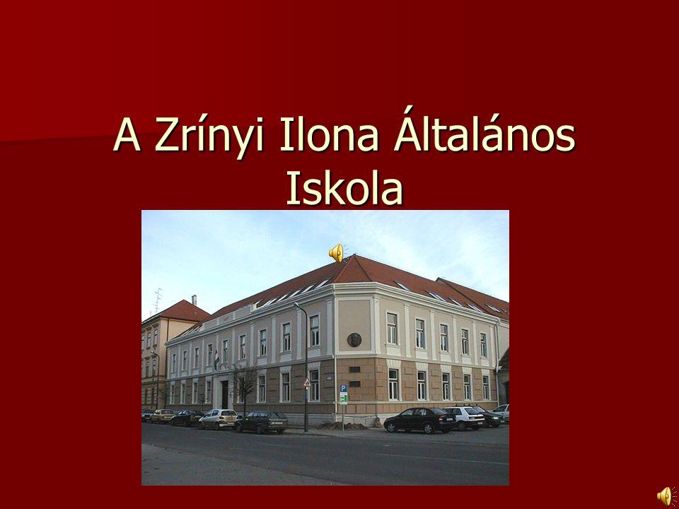 A Zrínyi épületei: A főépület: A felsősök és alsósok számára. És a Rákóczi: Az alsósok számára.
