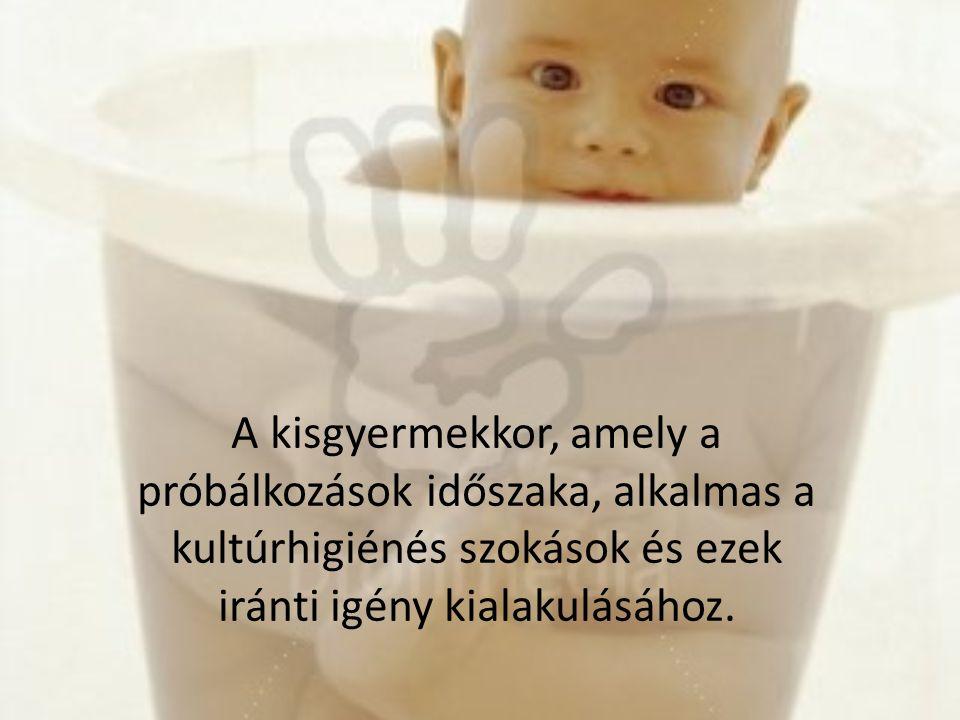 A gyermek környezetének kialakítása higiéniai szempontból