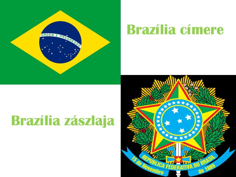 Általános információk • Neve: Brazil Szövetségi Köztársaság • portugálul: República Federativa do Brasil • Dél- és Latin-Amerika legnépesebb és legnagyobb kiterjedés ű országa.