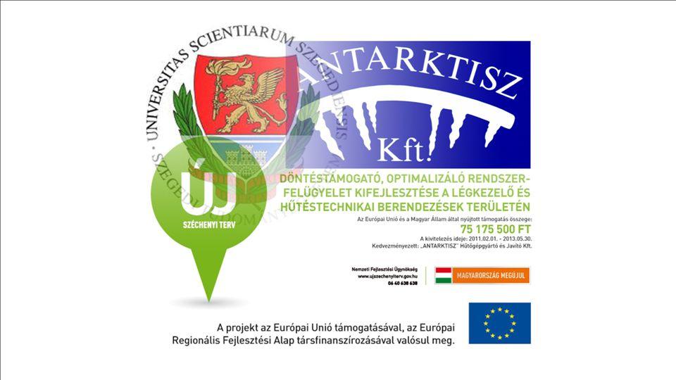 . oldal 22 Szeged, 2011. május 10. Dr. Pletl Szilveszter – főiskolai tanár