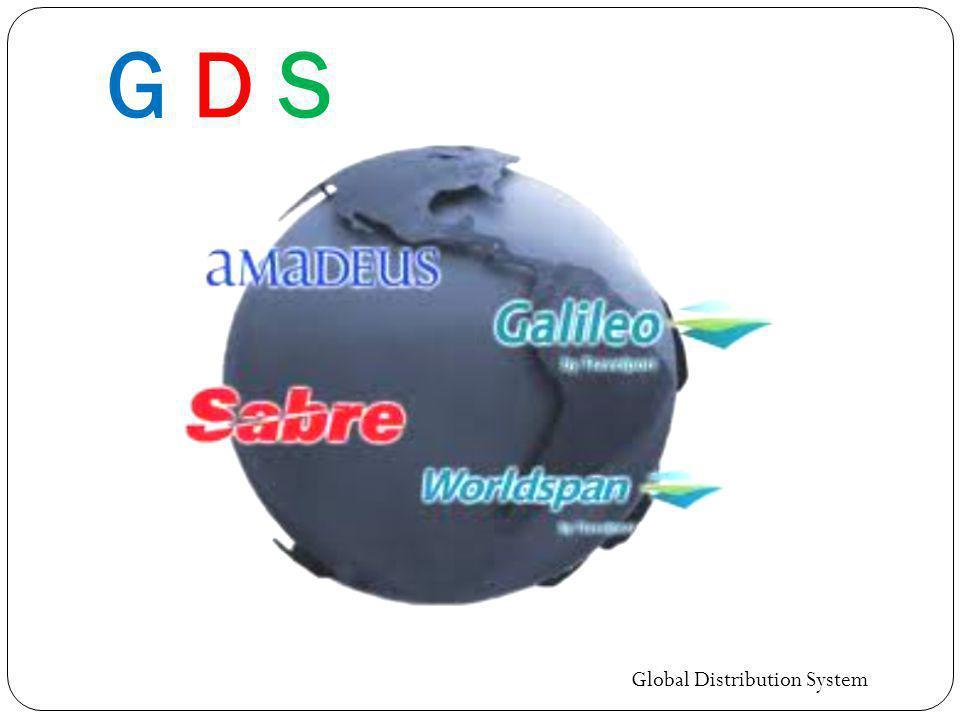 G D S Global Distribution System