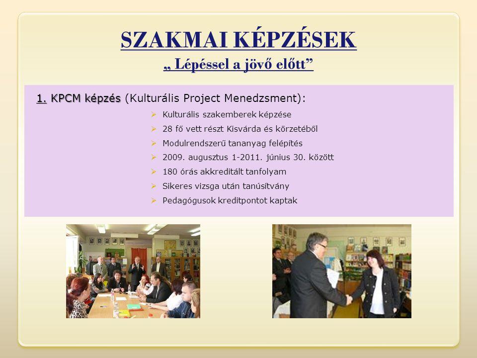 1. KPCM képzés 1.