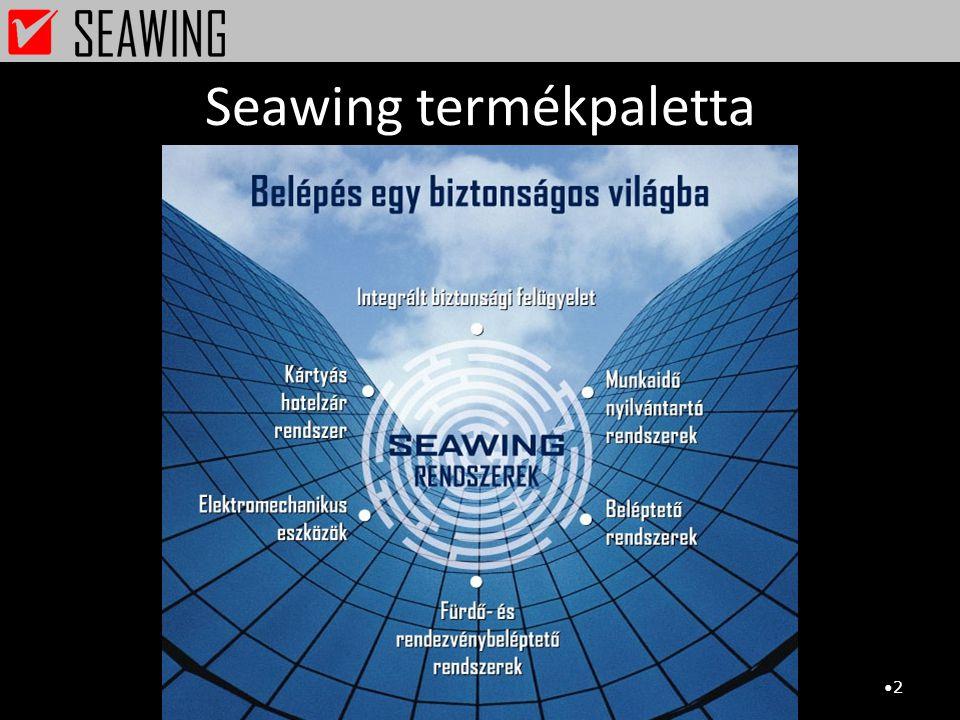 Seawing termékpaletta •2•2