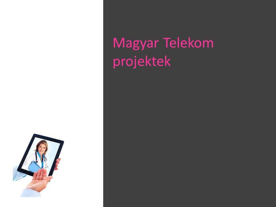 Magyar Telekom projektek