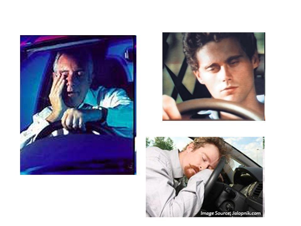 Fiatal vezetők (16 é USA, 18-29 é EU) Hivatásos vezetők és teherautó sofőrök Műszakozók, éjszakai, váltott Alvászavarban szenvedők