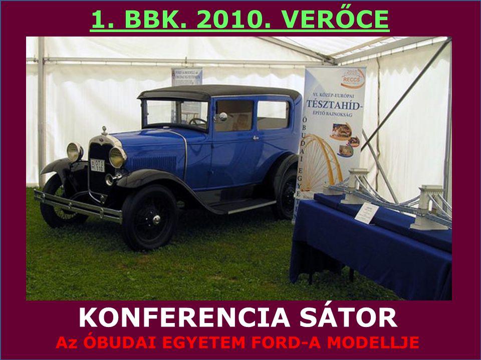 """1. BBK. 2010. VERŐCE """"BBK """"ALAPKŐ LETÉTEL BÚJDOSÓ SZÉKELY vendéglőben"""