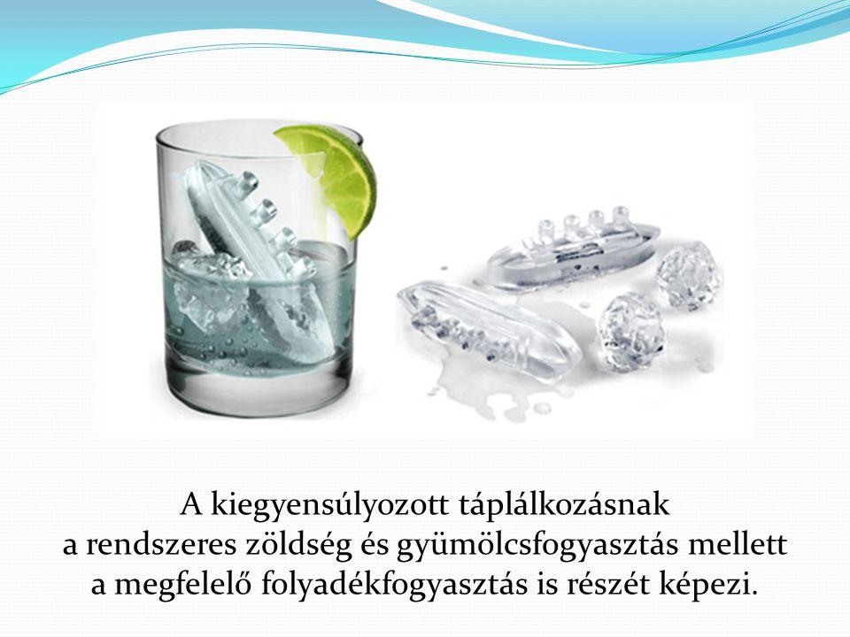 Tippek nyárra : ☼ Díszítsd, ízesítsd italaidat szivárvány-jégkockával: gyümölcsdarabokat, gyümölcslét, limonádét fagyassz le jégkockának és ezeket tedd a hűsítő italba.