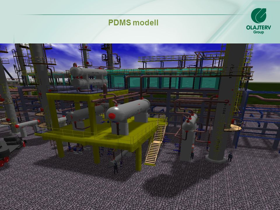 PDMS modell
