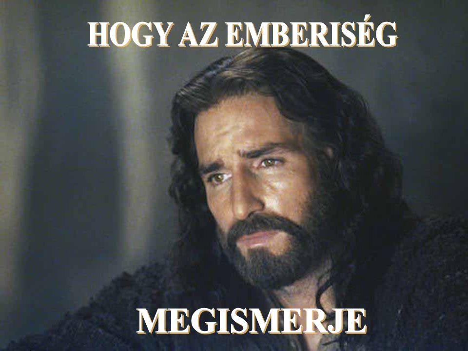 Mondjátok meg Sion leányának: Nézd, királyod jön hozzád, szerényen, szamárháton, a teherhordó állat csikaján. Mt 21.5 Bevonul t Jeruzsálembe.