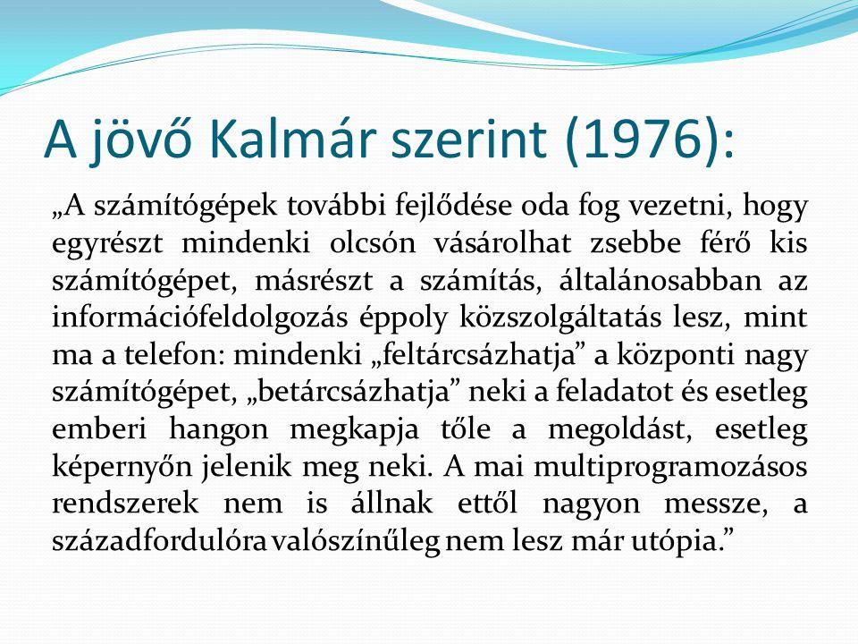 Tudományos tisztségei  MTA Matematikai Bizottság (1953-1976)  Filozófiai Főbizottság (1957-1976)  Tudományfilozófiai Nemzeti Bizottság, tag, (1958-1976)  Elnökségi Kibernetikai Bizottság, tag és elnök (1961-1970)  TMB Matematikai Szakbizottság (1963-1976)  Nyelv- és Irodalomtudományi Osztály Matematikai és Alkalmazott Nyelvészeti Munkabizottság (1964-1976)  Matematikai Kutató Intézet Tudományos Tanácsa (1965-1976)  Számítástechnikai Központ Tudományos Tanácsa tagja, (1965-1976)  SZAB Matematikai, Fizikai és Kémiai Szakcsop.
