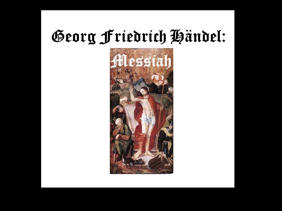 Georg Friedrich Händel: Messiah