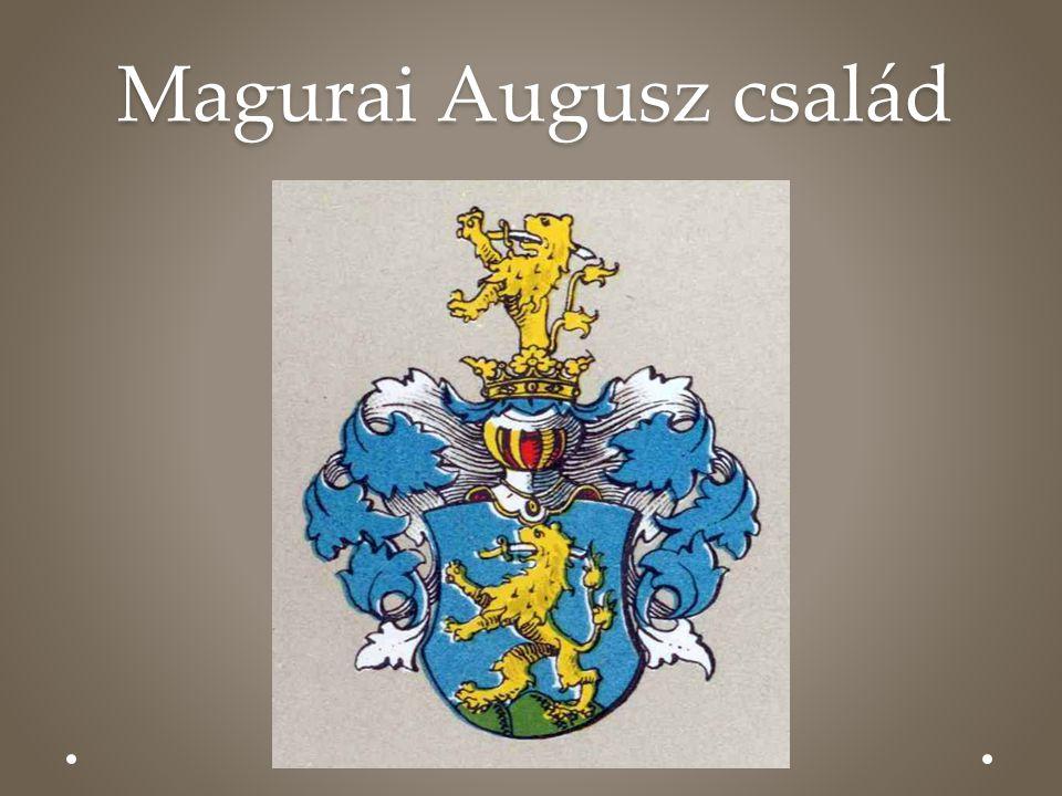 Magurai Augusz család