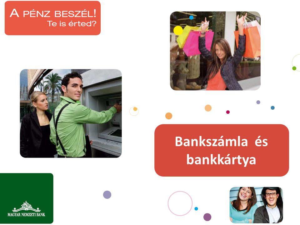 Bankszámla és bankkártya