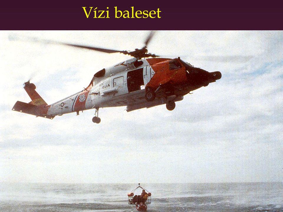 GŐBL – TÓTH 2006 Speciális helyzetek  Heveny súlyos asthma  Anafilaxiás reakció  Vízi baleset  Hipotermia  Elektromos baleset