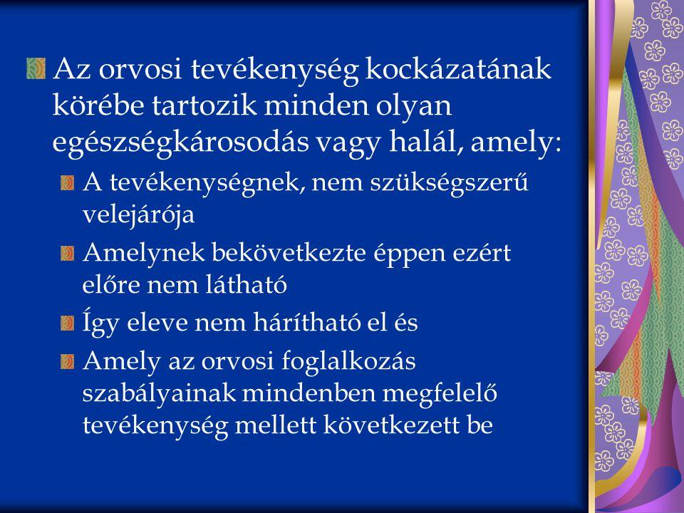 Tendenciák a magyar bírói gyakorlatban II.