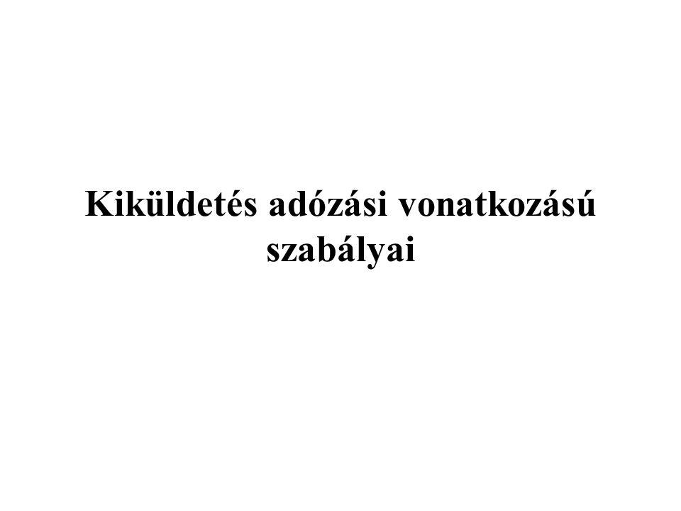 13 Külföldön dolgozó magyar mit tüntet fel a szja bevalláson Egyezményes országból van bér Nem egyezményes országból van bér Kizárólag kül- földről szár- mazó bére van Nincs bevallási kötelezettség Normál belföldi bérként vallom be, beszámítással Van belföldi bér is 44.