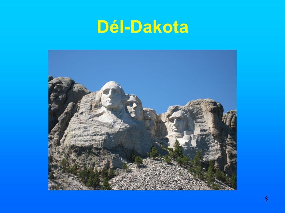 8 Dél-Dakota
