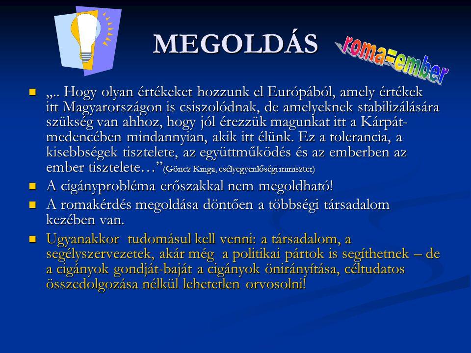 """MEGOLDÁS  """".."""