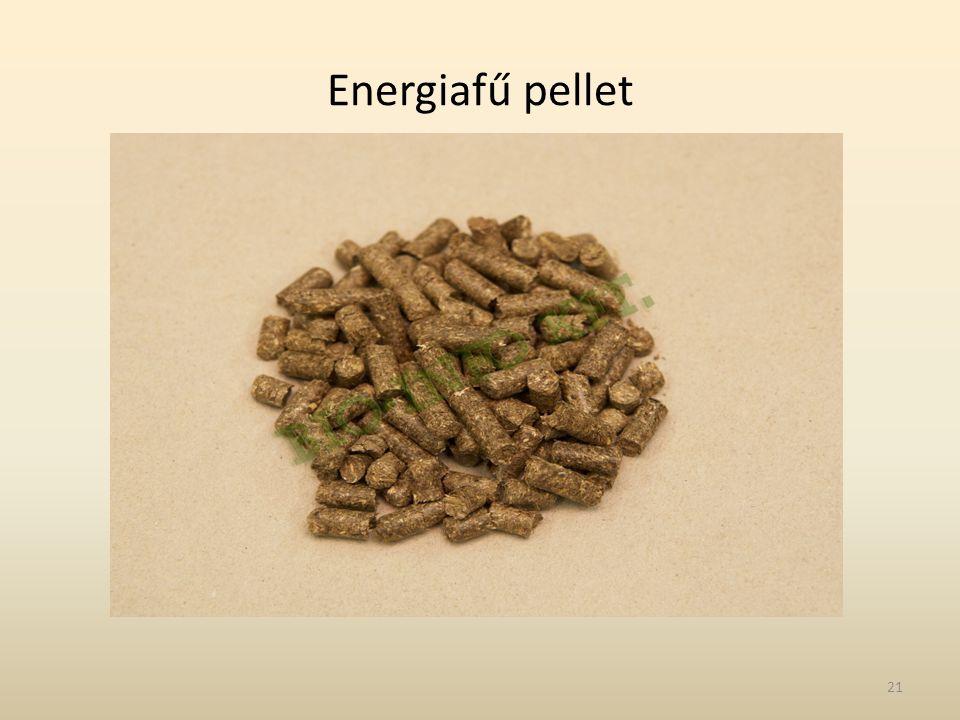 Energiafű pellet 21