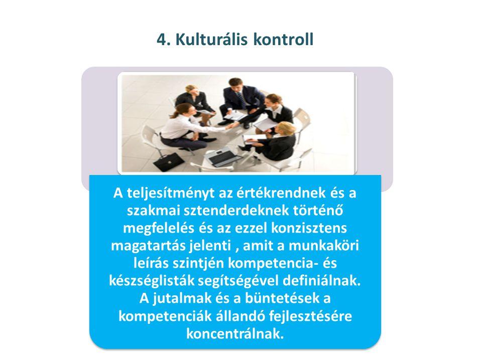A teljesítményértékelési rendszer kialakításának dilemmái 1.