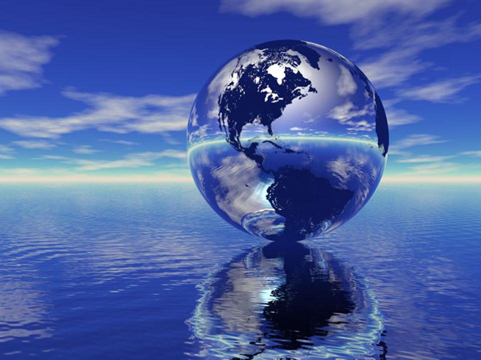 A Földünk 71% víz, de ebből csak 2,5% édes víz. A víz életünk legfontosabb része.