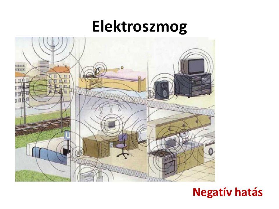 Elektroszmog Negatív hatás