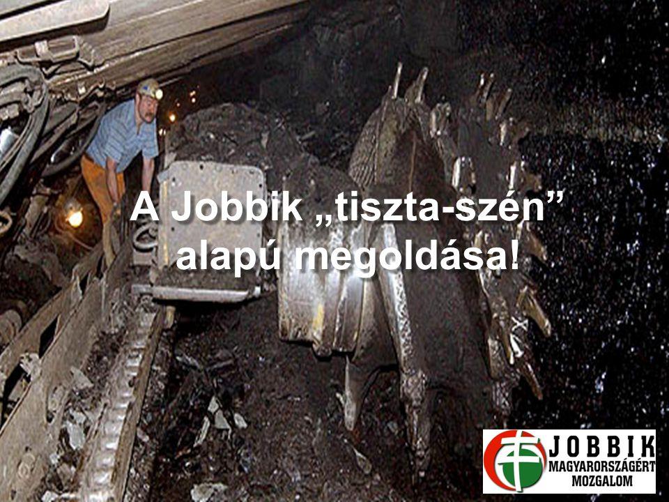 """A Jobbik """"tiszta-szén"""" alapú megoldása!"""