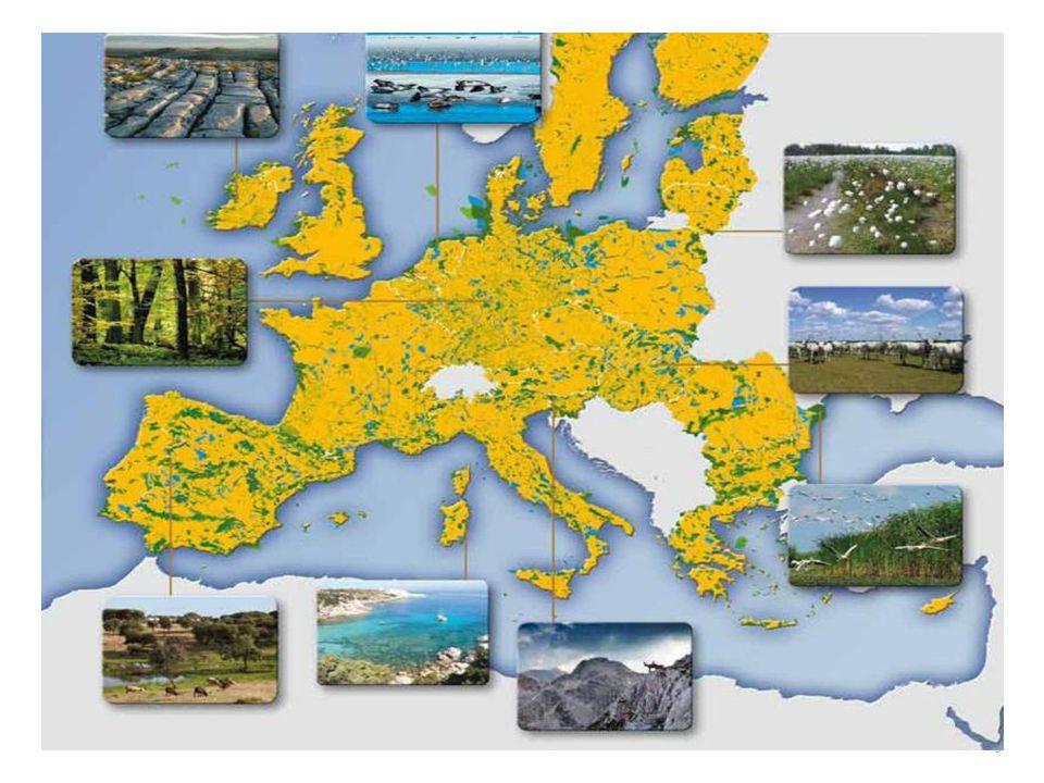 3 Natura 2000 az Európai unió ökológiai hálózata