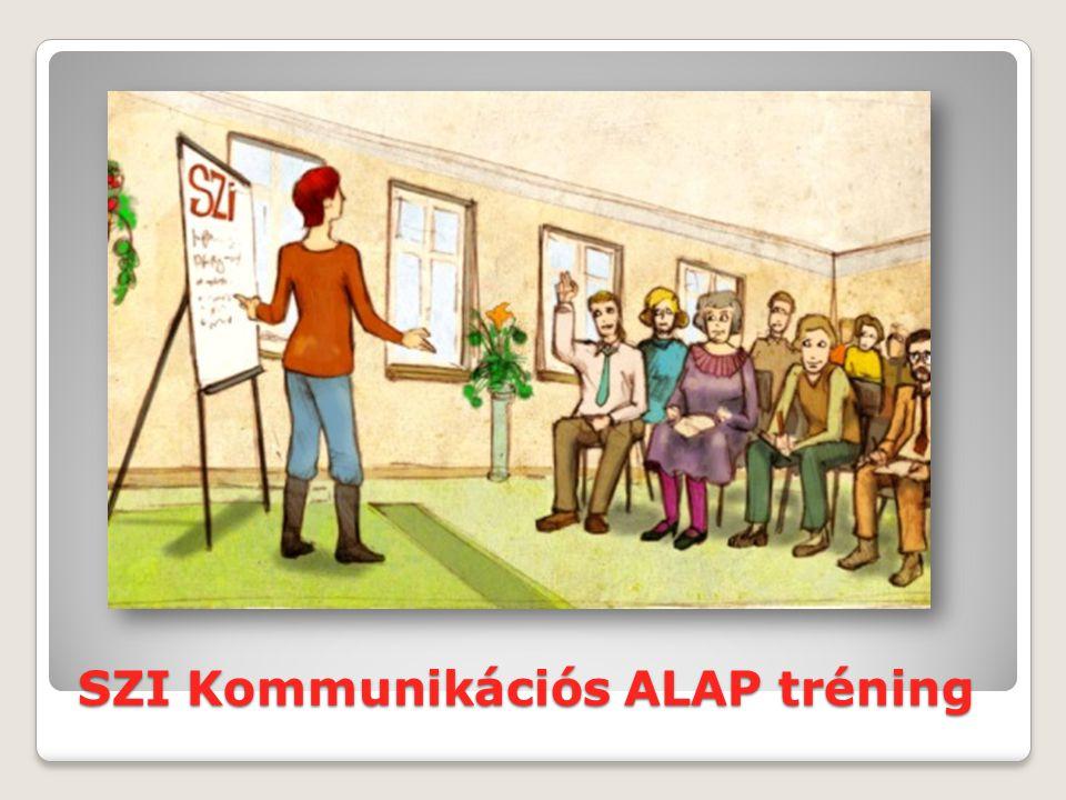 SZI Kommunikációs ALAP tréning