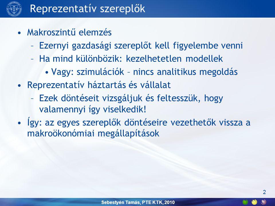 Sebestyén Tamás, PTE KTK, 2010 3.5.