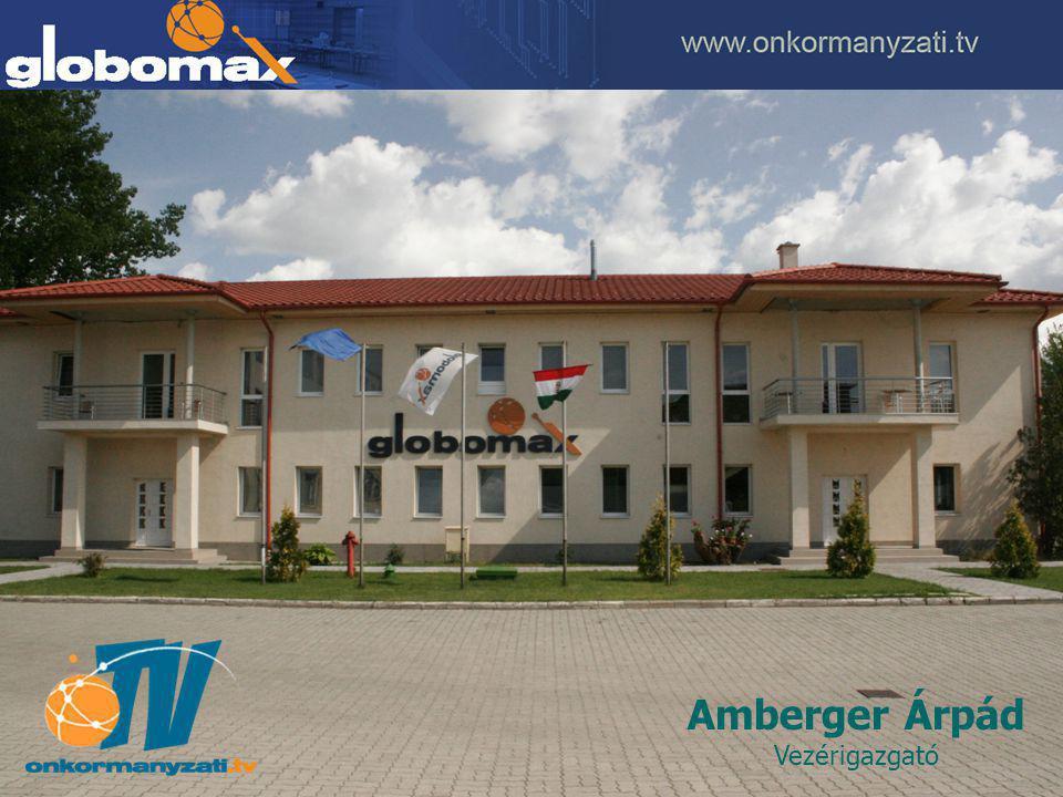 Amberger Árpád Vezérigazgató