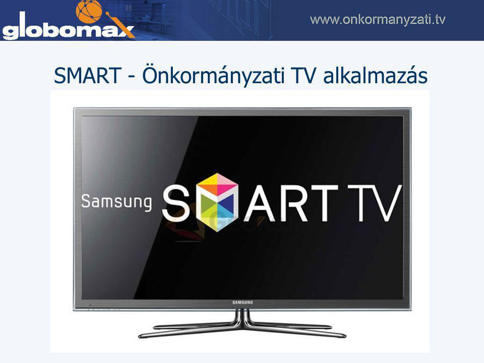 SMART - Önkormányzati TV alkalmazás