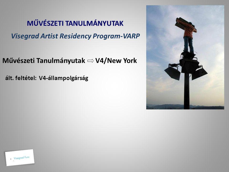 VISEGRÁDI ÖSZTÖNDÍJ-PROGRAM (Visegrad Scholarship Program,VSP) posztgraduális tanulmányok= MA (1-2-4)/PhD (1-2) 2.300€ + 1.500€/szemeszter Feltétel: alapképzés (Bachelor)/3 év – másik országban ***** Belső ösztöndíj (Intra-Visegrad Scholarship) V4 Külső ösztöndíj (Out-Going Scholarship) V4 Ny-Balkán: Albánia,Koszovó,Macedónia,Bosznia-Hercegovina,Montenegró,Szerbia...............................