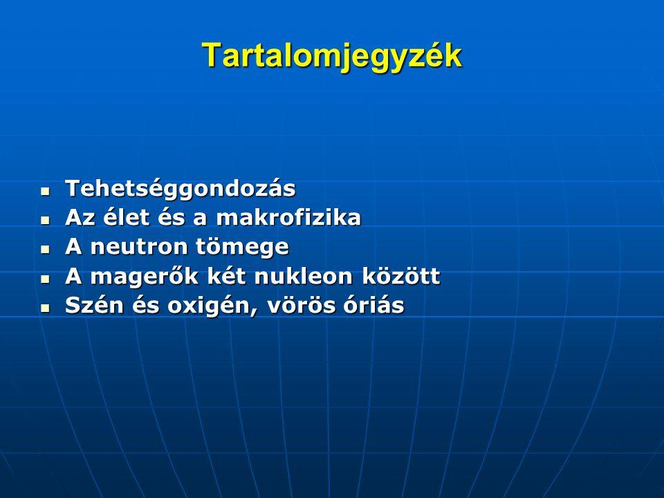 Szilárd Leó Verseny 2000.évi döntő, 6.