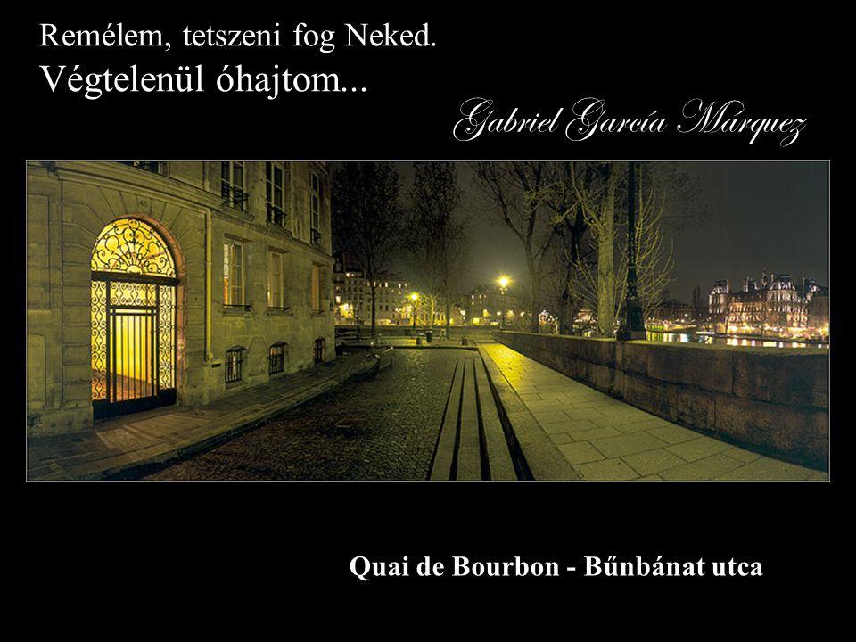 Quai de Bourbon - Bűnbánat utca Remélem, tetszeni fog Neked.