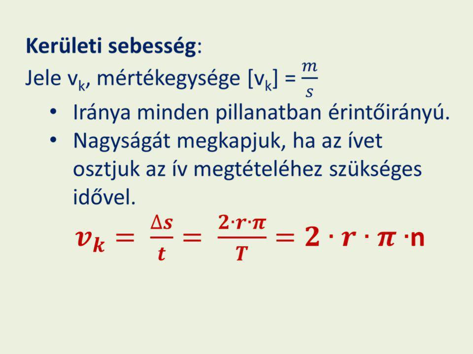 A síkszög mértékegységei Fok - szögperc - szögmásodperc teljesszög = 360° 1° = 60 ; 1 = 60 .