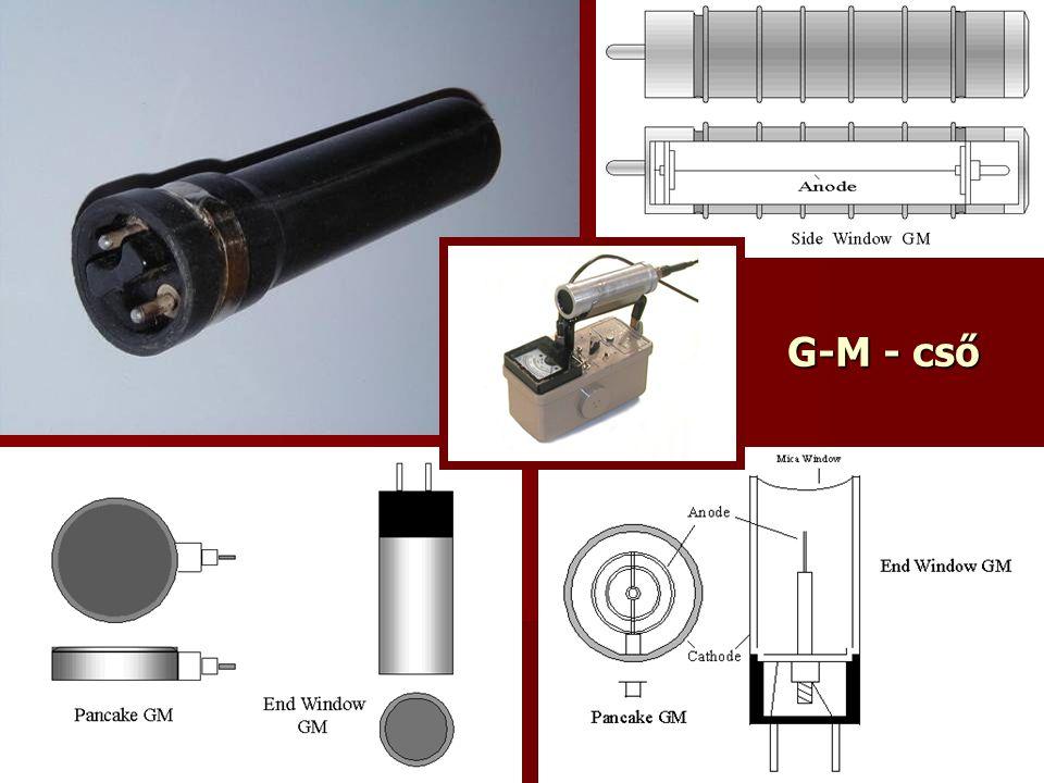 G-M - cső