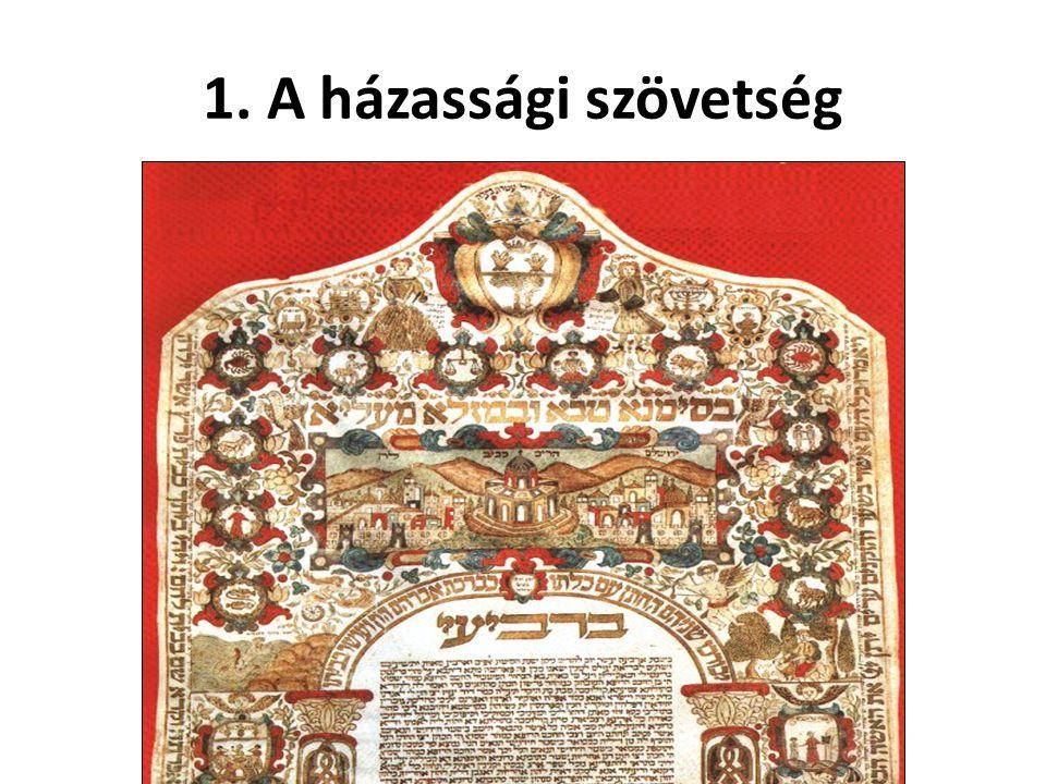 1. A házassági szövetség © Brouwer Pálhegyi Krisztina ∙www.bibliai.com