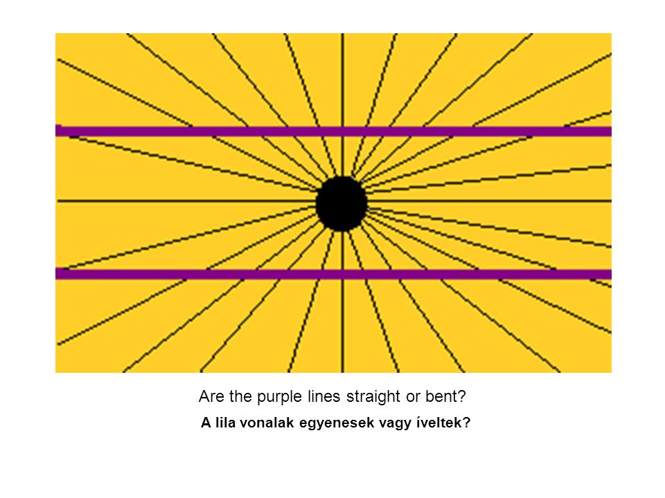 Mit látsz? Domború vagy domború és süllyesztett pontokat?