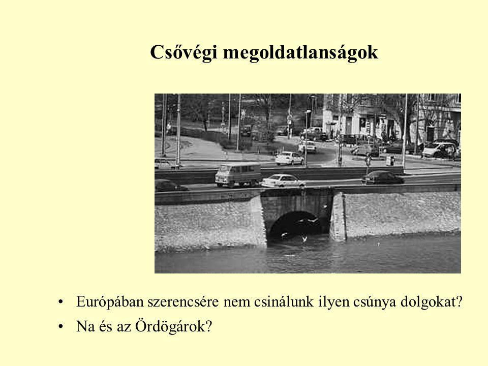 BERZSENYI DÁNIEL FŐISKOLA EURÓPA TANULMÁNYOK EGYETEMI SZAK Európai Politikák szakirány 2004/05 tanév első félév Kurzus címe: Közlekedéspolitika és az EU-csatlakozás Nyolcadik óra VÉGE A magyar közlekedéspolitika stratégiai környezeti vizsgálata