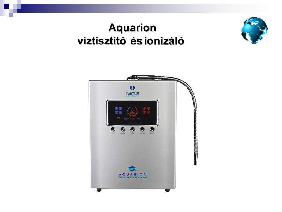 Aquarion Aquarion víztisztító és ionizáló