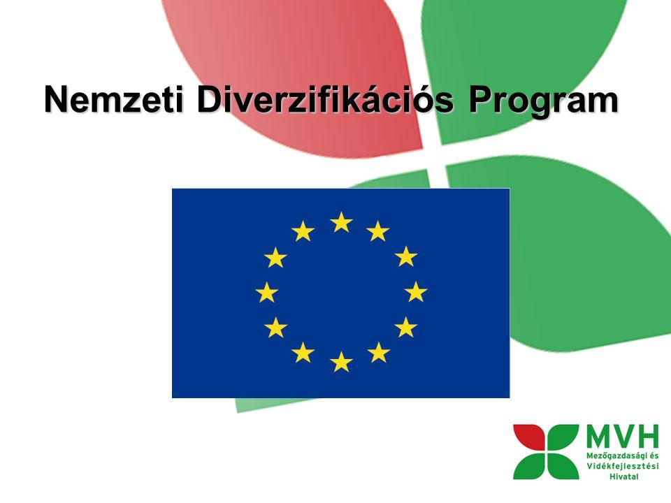 Nemzeti Diverzifikációs Program