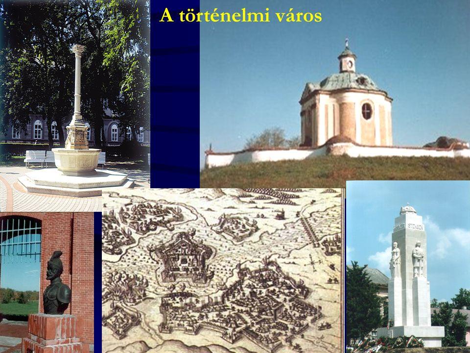 A történelmi város